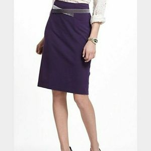 Anthropologie Pencil Skirt size 8